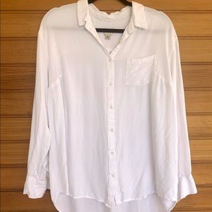 New Day White Button Up